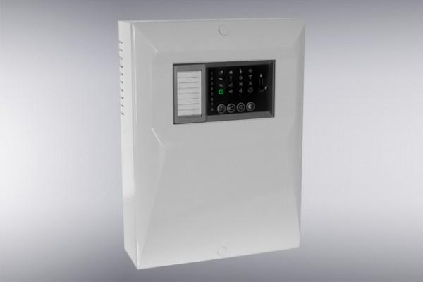 Konvencionalna centrala za dojavu pozara FS4000/4 UNIPOS, 4 poarne zone (EN54-2, EN54-4)