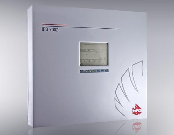 Adresabilna centrala IFS 7002 - 2 petlja