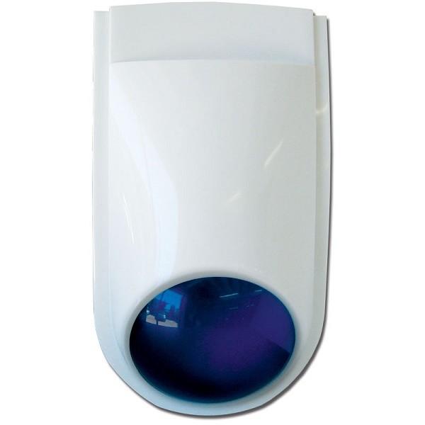 OS358, Spoljna sirena, plava