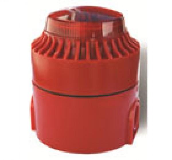 HS201 Konvencionalna sirena sa bljeskalicom Fireclass