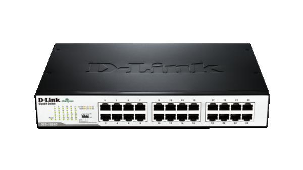 DGS-1024D 24-portni gigabitni switch