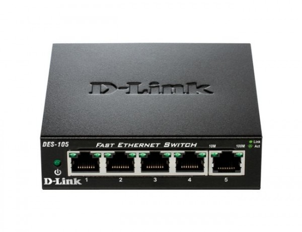 DES-105 5port switch D-link
