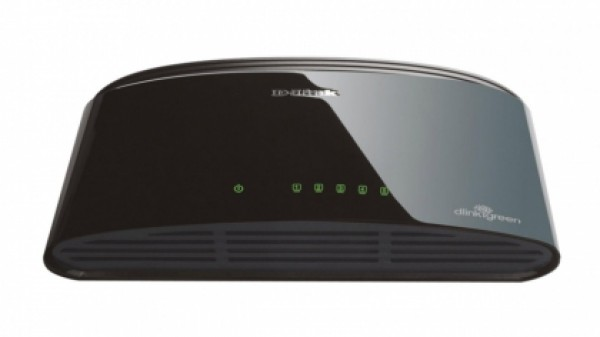 D-LINK DES-1005D 5 port switch