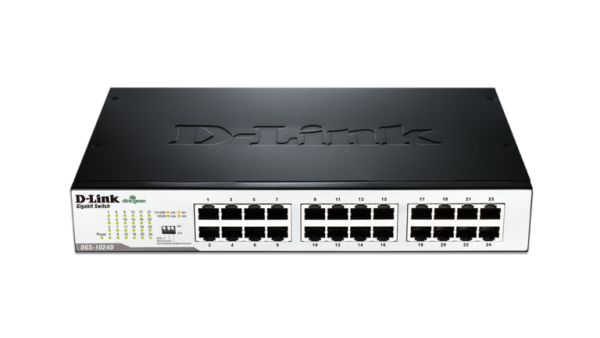 D-LINK DGS-1024D 24port switch