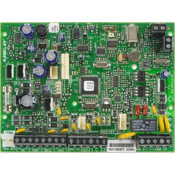 PARADOX MG5000/PCB