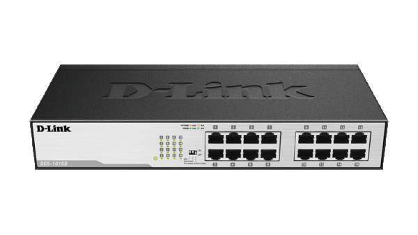D-LINK DGS-1016D gigabitni svie