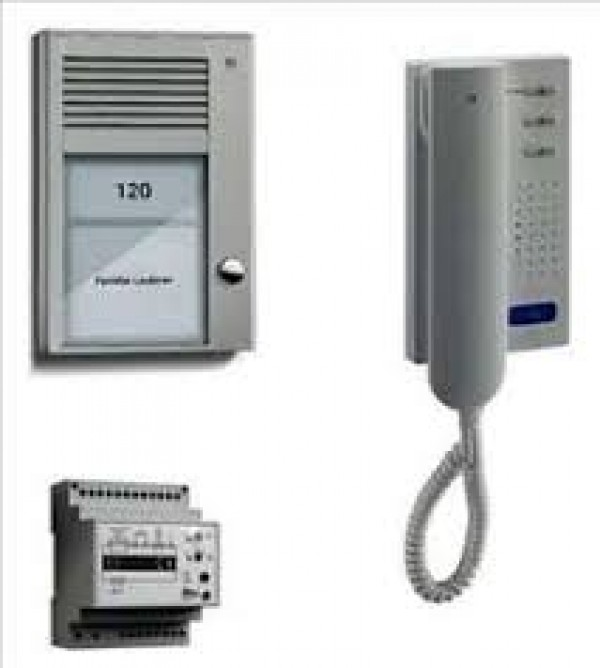 Interfonski komplet za 1 korisnika EP01a-EN