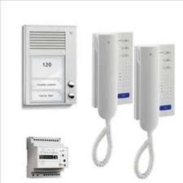 Interfonski komplet za 2 korisnika EP02a-EN