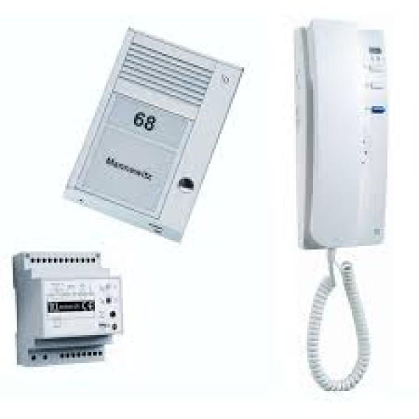 Interfonski komplet za 3 korisnika EP03a-EN