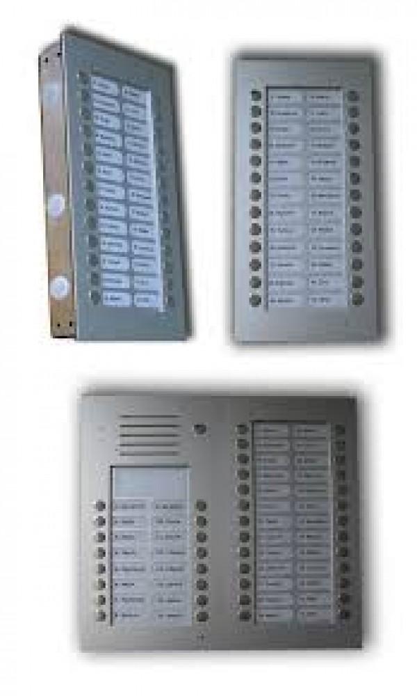 Uzidna pozivna stanica sa 3 tastera A03a-EN