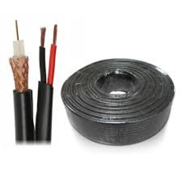 Kabli RG59+2x0.50  100m E2