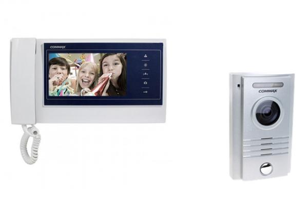 Comm CDV-70P+COMM DRC-40K  Handsfree LCD monitor