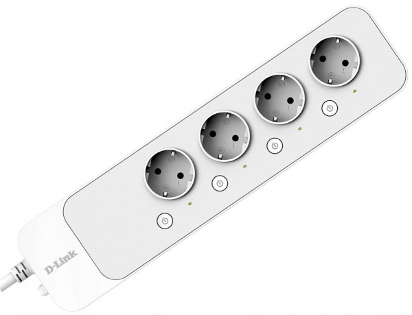 D-LINK DSP-W245/E sART POWER STRIP