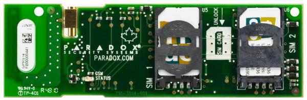 GPRS14/GPRS GSM Modul za dve sim kartice
