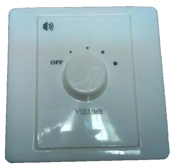 ANSEC VC60, atenuator