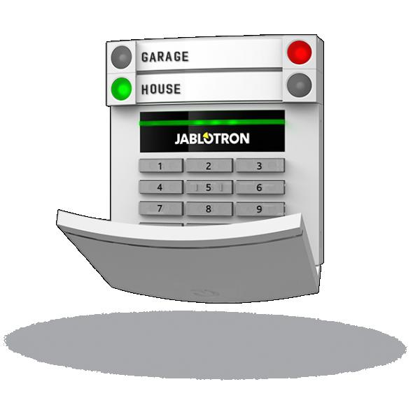 JA-113E Tastatura