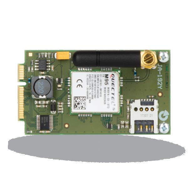 JA-192Y GSM Komunikator