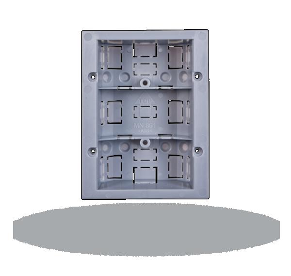JA-193PL-BOX-S Zidna kutija za PIR detek. pokreta