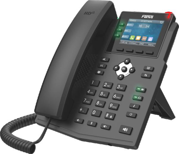Fanvil X3U SIP telefon