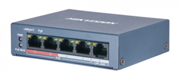 DS-3E0105P-E/M Poe Switch