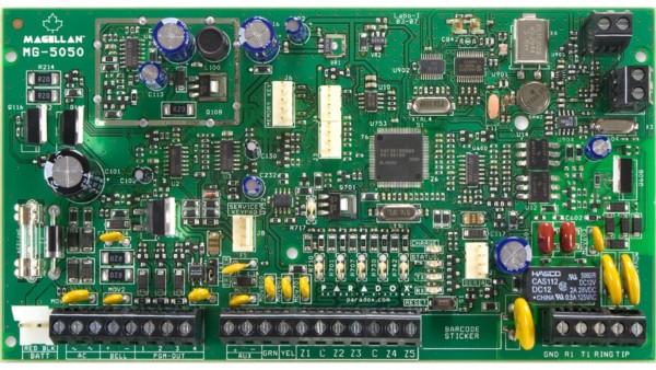 MG 5050/868 alarmna centrala